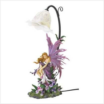 Orchid Fairy Lamp