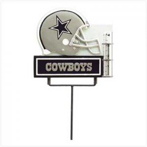 Dallas Cowboys Rain Guage