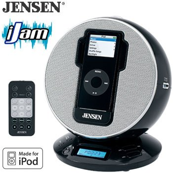 Jensen ijam Ipod docking station