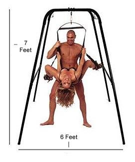TLC Universal Sex Swing Stand