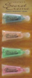 Cleopatra's Secret Cream Sampler