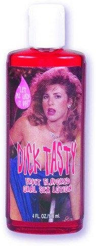 Dick Tasty Oral Sex Lotion- 4oz