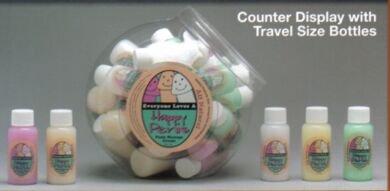 Happy Penis Massage Cream - 1 oz Asst Bowl