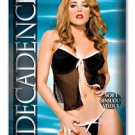 Decadence Babydoll with Thong
