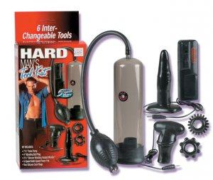 Hard Man's Tool Kit