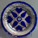 Plate with small hearts and tear drops