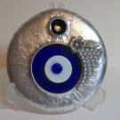 Eye Charm covered in aluminum #4