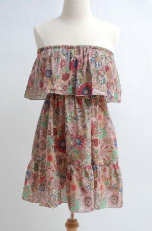 Flower Tube Dress