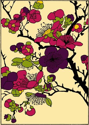 Japanese Acid Floral