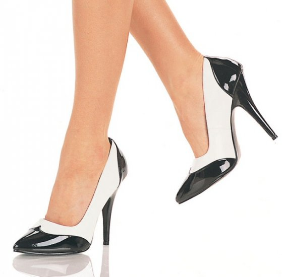 """Seduce"" - Women's Classic Spectator Pumps/Shoes"