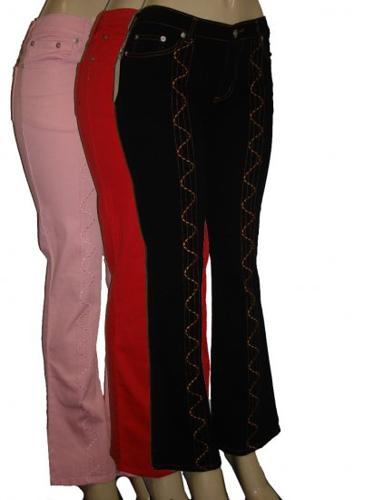 Sexy stretch pants