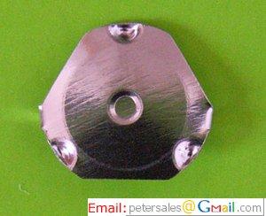 Metal Dome- Triangle Series- Diameter 5mm