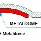 Metal Dome Arrays