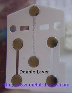 Double Layer Dome Switch