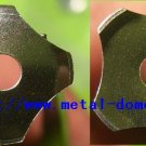 Snap Dome- Dia 10mm Cross Dome with Through Hole