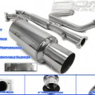 EXHAUST CATBACK 95-99 ECLIPSE NON/TURBO