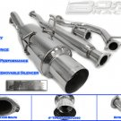 EXHAUST CATBACK 94-01 INTEGRA GSR