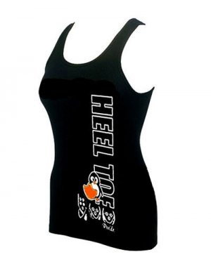 Woman Heel Toe Tank Top