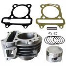NCY 80cc 50mm Big Bore Kit for GY6 50
