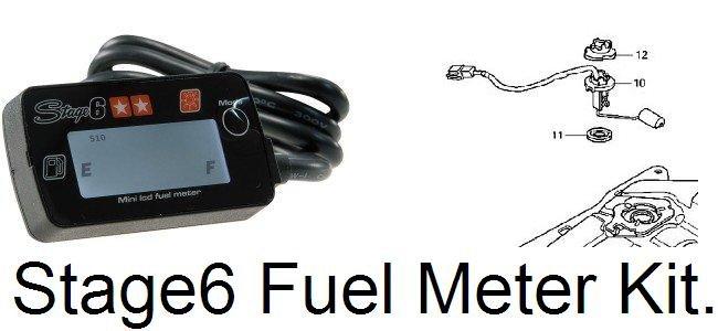 Honda Ruckus Fuel Gauge Wiring - House Wiring Diagram Symbols •