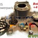 Enviromoto Zuma 155cc Powerpack