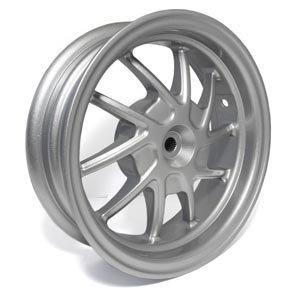 NCY Rear Wheel Honda Ruckus Silver (10 Spoke)