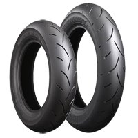 Bridgestone Battlax Tire Pack for Honda Grom