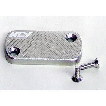 NCY Reservoir Cover (Silver); Honda-style