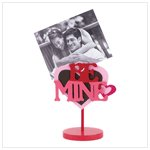 Be Mine Photo Holder
