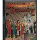 Marvel Family #1 (CGC 7.5) Graded Comic Book