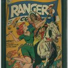 Rangers Comics #47 (CGC 8.0) 2ND HIGHEST GRADED