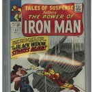 Tales of Suspense #53 (CGC 9.0)