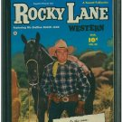 Rocky Lane Western #35 (CGC 9.2) HIGHEST GRADED