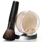 Mary Kay Mineral Powder Foundation w/ Brush - Ivory 1
