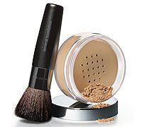 Mary Kay Mineral Powder Foundation w/ Brush - Beige 2