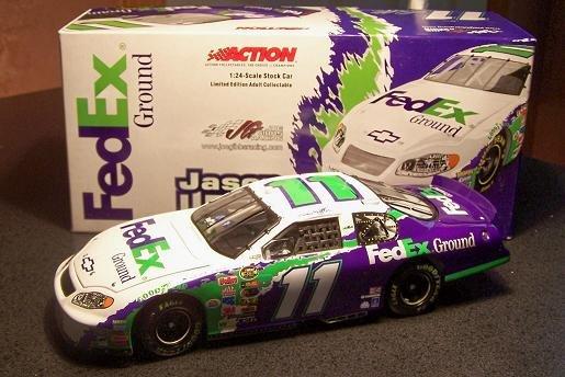 ACTION JASON LEFFLER '05 MONTE CARLO FedEx GROUND