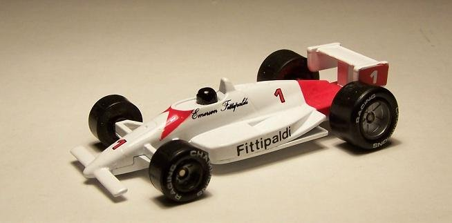 RACING CHAMPIONS INDY RACE CAR FITTIPALDI