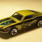 HOT WHEELS 1968 MUSTANG FLAMES SHARP!