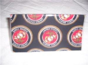 US Marine Checkbook Cover Set