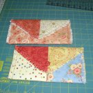 Charm Square Rag Quilt Wallet Pattern