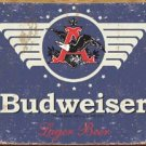 Budweiser Beer Logo Tin Sign #1383