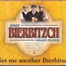 Bierbitzch Beer Logo Tin Sign #1467