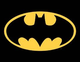 Batman Logo Tin Sign #1334