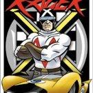 Speed Racer X Tin Sign #1261
