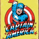 Captain America Collectible Retro Tin Sign #1440