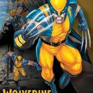 Marvel Wolverine Tin Sign #1221