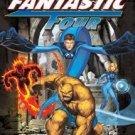 Marvel Fantastic Four Tin Sign #1222