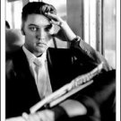 Elvis Presley Going Home Portrait Tin Sign #949