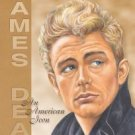 James Dean American Icon Tin Sign #788