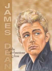 James Dean American Icon Tin Sign #788